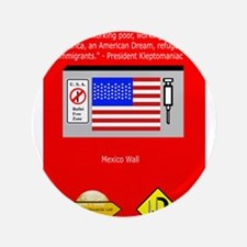 The Plutocracy in America Button