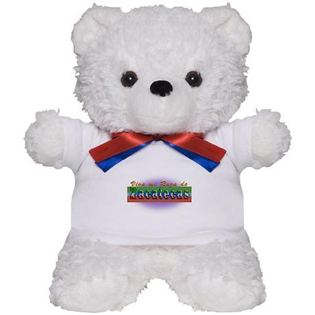 Mi Raza de Zacatecas Teddy Bear
