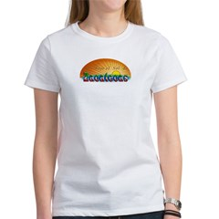 Naci en Zacatecas Women's T-Shirt