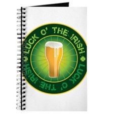 Luck O' The Irish Journal