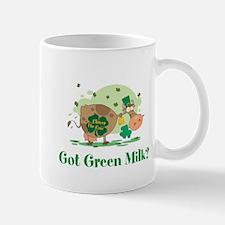Lucky Irish Got Green Milk Mug