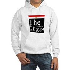 The revolution of Egypt 1 Hoodie