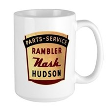 Nash Rambler Hudson Service Mug