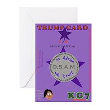 Trump Cards (Pk of 10)