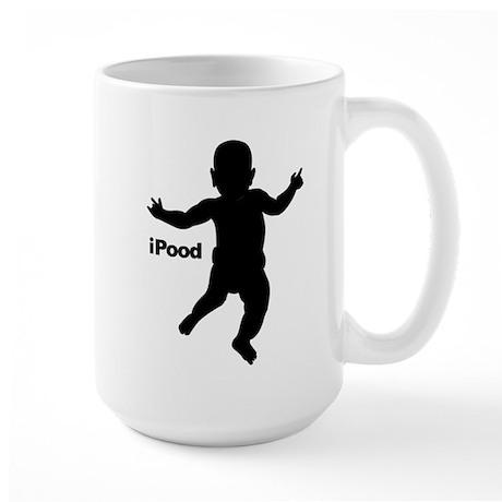 iPood Large Mug