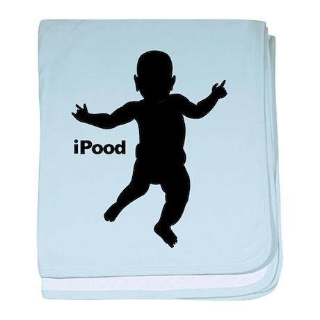 iPood baby blanket
