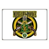 Us army military police Banners