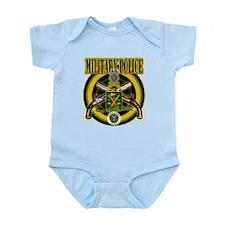 US Army Military Police Infant Bodysuit