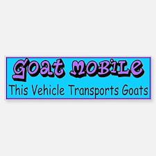 GOATS-Goat Mobile Bumper Bumper Bumper Sticker