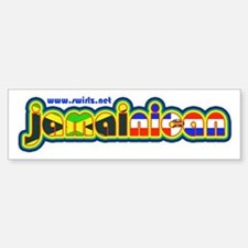 JamaiNican 2 Bumper Bumper Sticker