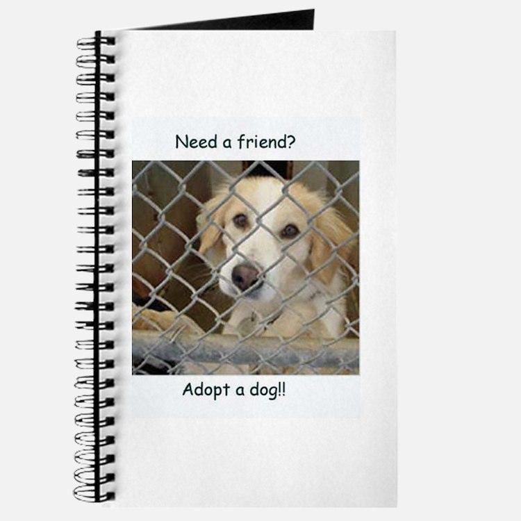 Love a dog Journal