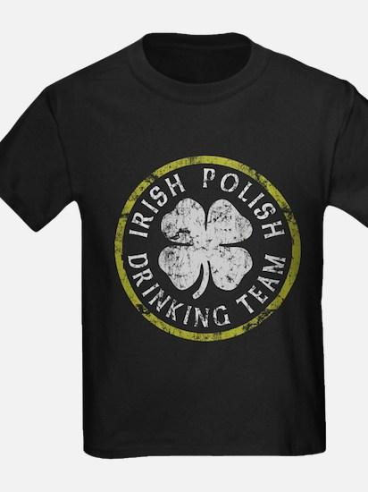 Irish Polish Drinking Team T
