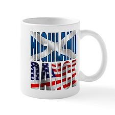 Highland Dance Mug