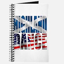 Highland Dance Journal