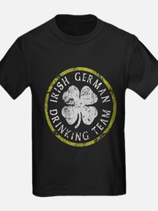Irish German Drinking Team T