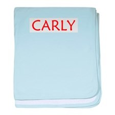 Carly baby blanket