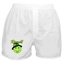 Blarney Smiley Face Boxer Shorts