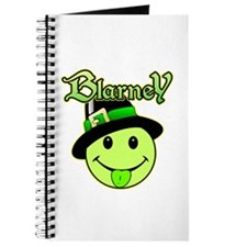 Blarney Smiley Face Journal