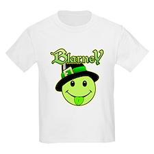 Blarney Smiley Face T-Shirt