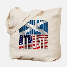 Highland Athlete Tote Bag