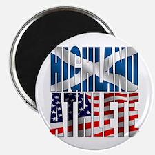 Highland Athlete Magnet