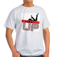 Bottoms UP (red) T-Shirt