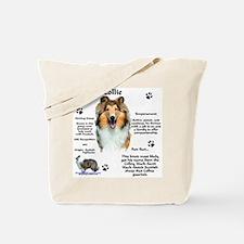Collie 1 Tote Bag