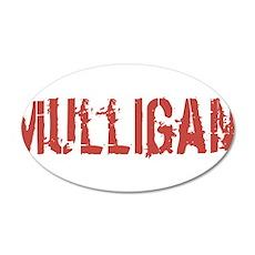 Mulligan Wall Decal