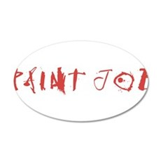 Paint Job Wall Decal