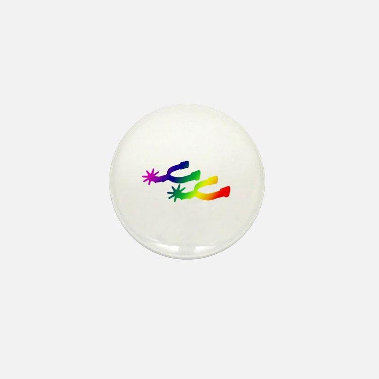 Spurs Mini Button