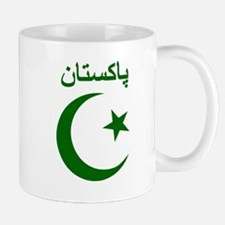 Pakistan Script Mug