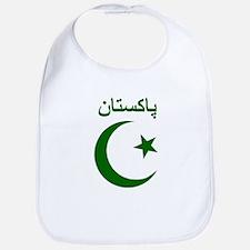 Pakistan Script Bib