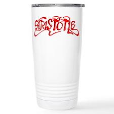 Aristotle Ceramic Travel Mug