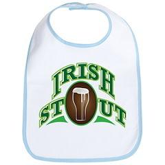 Irish Stout Bib