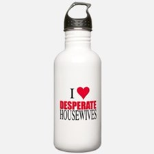 I Love Desperate Housewives Water Bottle