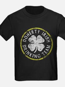 Doherty Irish Drinking Team T