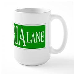 Wisteria Lane Large Mug