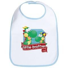Little Brother Dragon Bib