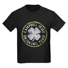 Campbell Irish Drinking Team T