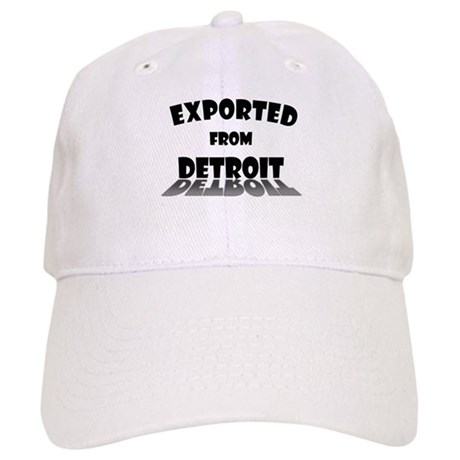 Exported From Detroit Cap