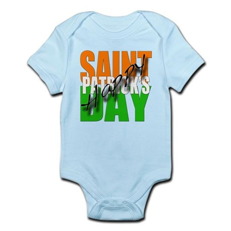 St. Pats Infant Bodysuit