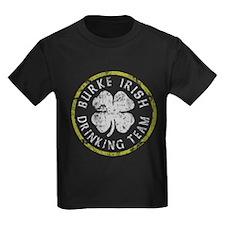 Burke Irish Drinking Team T