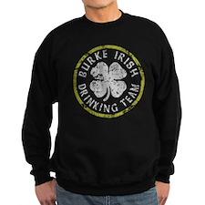 Burke Irish Drinking Team Sweatshirt