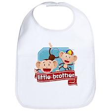 Little Brother Monkey Bib