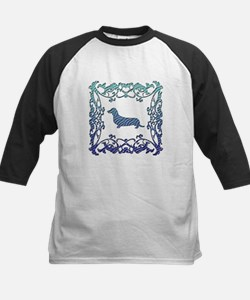 Dachshund Lattice Tee