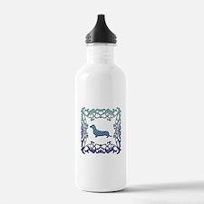 Dachshund Lattice Water Bottle