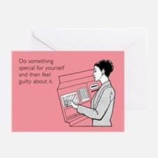Something Special For Yourself Greeting Cards (Pk
