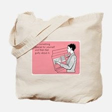 Something Special For Yourself Tote Bag