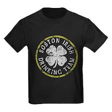 Boston Irish Drinking Team T