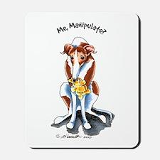Greyhound Funny Mousepad